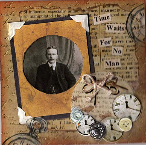 Time waits for no man, therefore, man follows time management tips.
