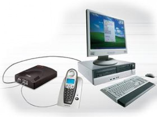Automatic VoIP Phone Provisioning