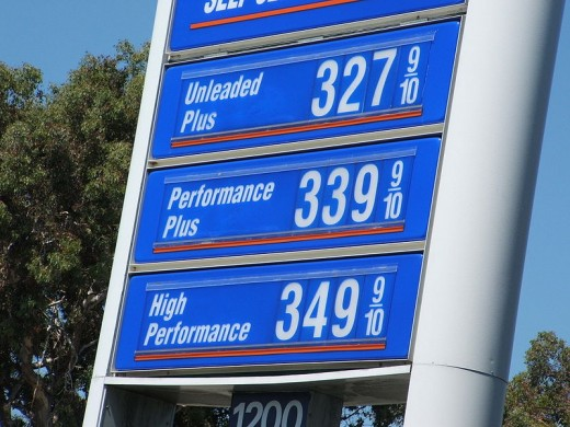 Rising Gas Prices
