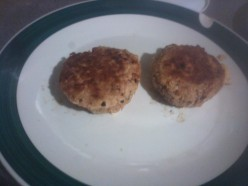 How To Make Cheesy Tuna Patties