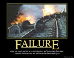 When Failure Is An Option