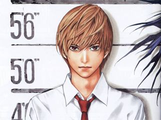 Light Yagami.  Not pictured: Realism.