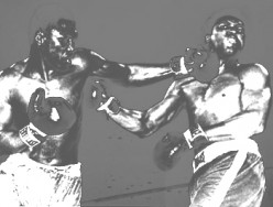Philosophers Fist Fight For UFOs and Corn: A Story Dedicated To Joe Frazier and Muhammad Ali