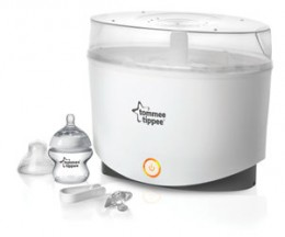 tommee tippee sterilizer descaling instructions