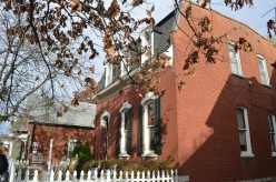 Main Street in Old Town Saint Charles, Missouri - A Photo Gallery