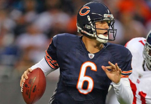 Jay Cutler is likely out the remainder of the season with a broken thumb that requires surgery