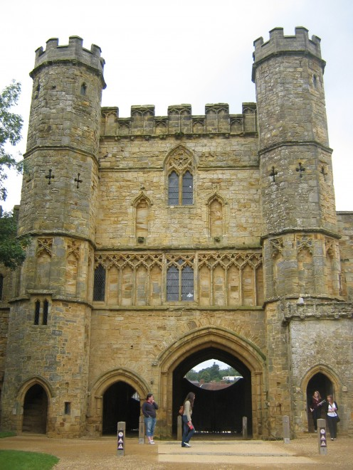 Battle Abbey, in Battle