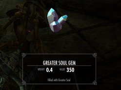 How to Charge Soul Gems in Skyrim