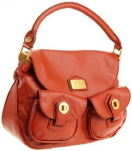 Marc Jacobs Hom Natasha Purse Bag Russet