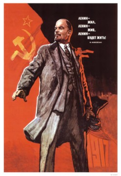 A Marxist Perspective of the Demise of the Soviet Union