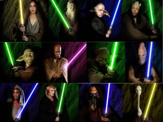The Council of Jedi