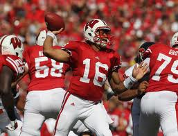 QB Russell Wilson (Wisconsin)