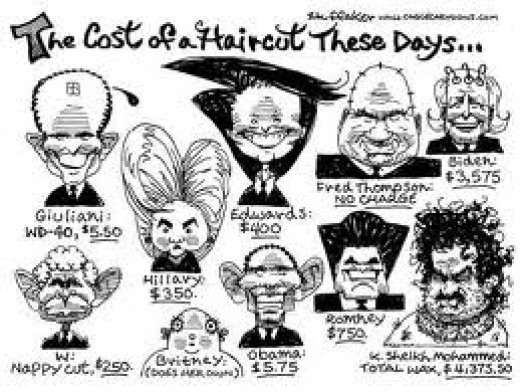 The Cost of a Haircut