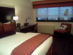 Hotel Review: The Washington Plaza Hotel