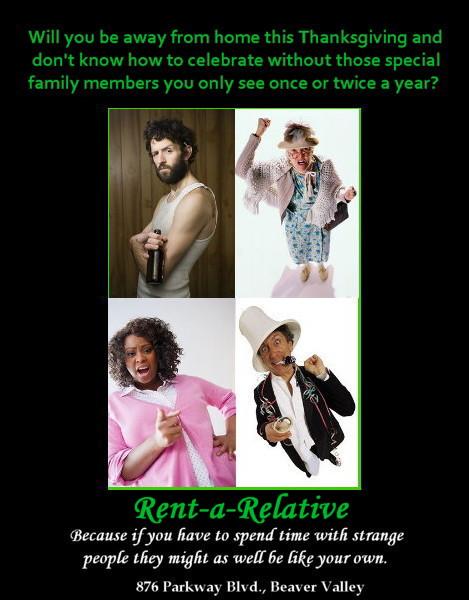 Rent-a-Relative