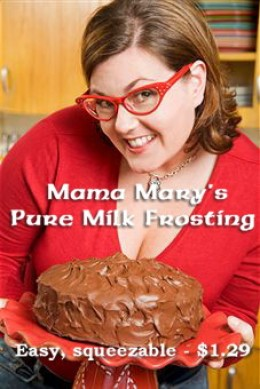 Mama Mary's Pure Milk Frosting