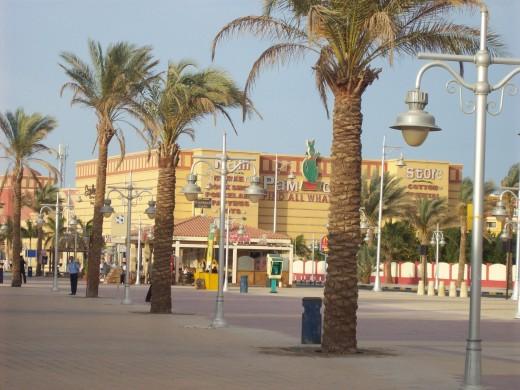 Hurghada Promenade