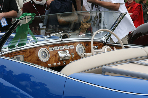 another photo of the Delahaye