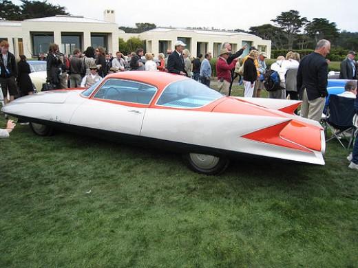 1955 Ghia Gilda