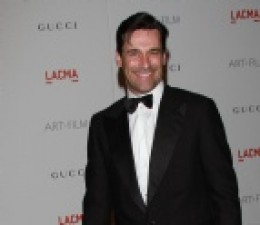JON HAMM EVERY LADY IN AMERICA IS 'MAD' ABOUT THIS MAN.