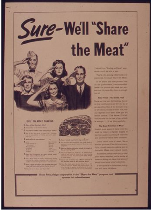 """Share the Meat"" 1941-1945"