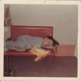 Get a little sleep...start writing again...