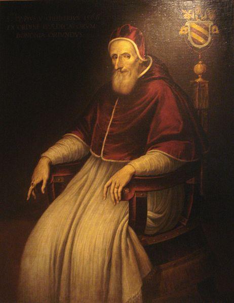 Pope_Pius_V, 16th_century