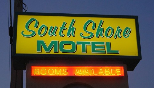 South Shore Motel, 3225 South Atlantic Avenue, Daytona Beach Shores, Florida