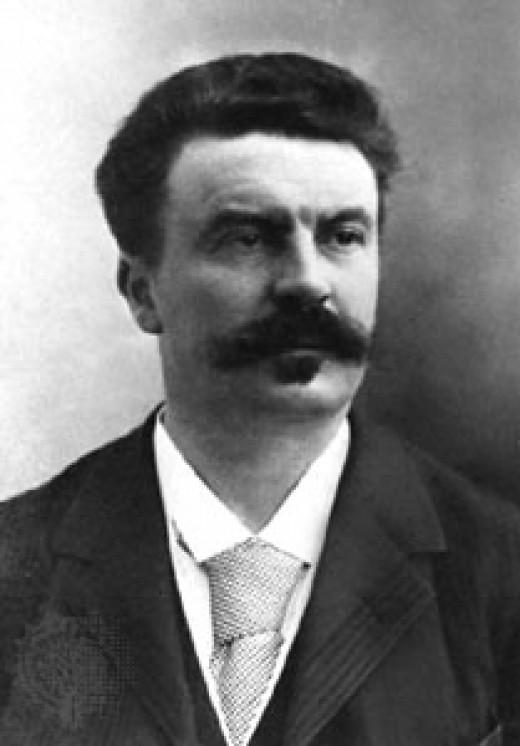 Guy de Maupassant.