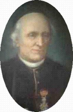 Portrait of Benoit Agathon Haffreingue