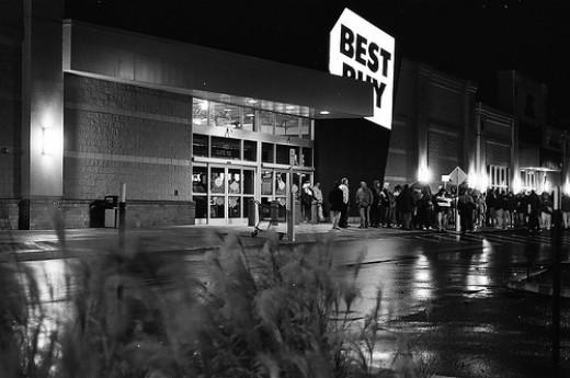 Black Friday @ Best Buy