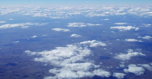 Clouds from Tony DeLorger Source: Tony DeLorger