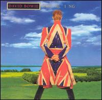 David Bowie's Earthling Album Cover