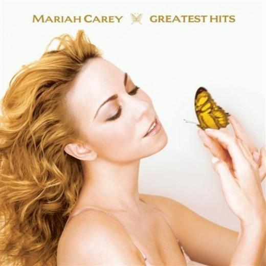Mariah Carey's Greatest Hits album cover