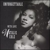 Natalie Cole's Unforgettable With Love album cover