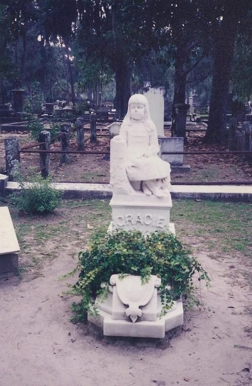 Gracie Watkins Grave