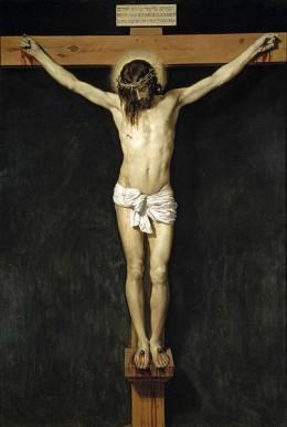 """The Crucifixion"" by D Velázquez (17th century)"