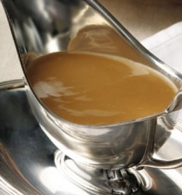 Make this best gravy recipe and you will never have lumpy gravy again!