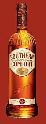 TRYING TO PROVE MY MANHOOD, I DRANK SOUTHERN COMFORT WHISKEY STRAIGHT. I WAS A MAN AFTERWARDS. A VERY SICK MAN.