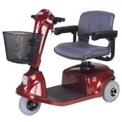 Mobility Scooters are F-R-E-E-D-O-M