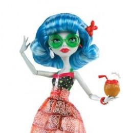 Monster High Skull Lagoona Blue Doll
