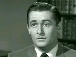 Alan Young as Wilbur in Mr. Ed TV show.