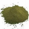 powdered green clay