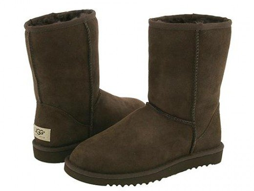 classic short boots from uggs are great for short women