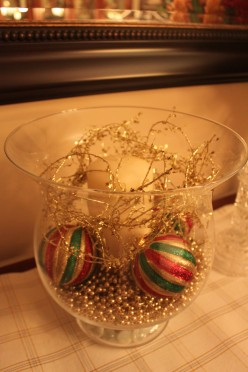 Holidays and a Recession: Low Budget Christmas Decorations