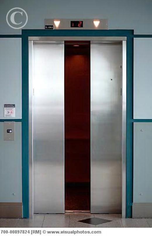 The magic metal doors