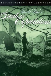 Poster for David Lean's Great Expectations