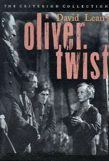 Poster for David Lean's Oliver Twist