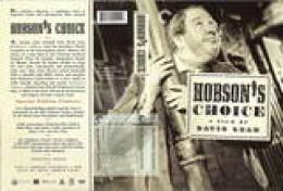 DAvid Lean's Hobson's Choice