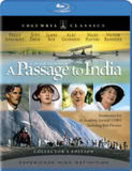 Poster for A Passage To India
